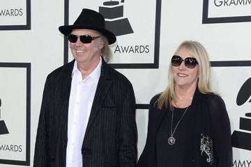 Neil Young Arrivals at the Grammy Awards — Part 3
