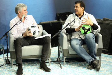 Neil deGrasse Tyson SiriusXM Presents: 'The Science Of Soccer' Hosted By Astrophysicist Neil DeGrasse Tyson And Featuring Alecko Eskandarian