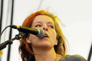 Neko Case 2014 Coachella Valley Music and Arts Festival - Weekend 2 - Day 1