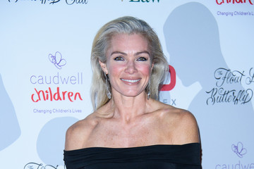 Nell McAndrew 2018 Float Like A Butterfly Ball - Red Carpet Arrivals