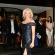 Nell McAndrew The Asian Awards 2019 - Red Carpet Arrivals