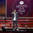 Nelly 2021 CMT Artist of the Year - Show & Backstage