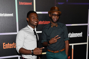 Nelsan Ellis Entertainment Weekly's Annual Comic-Con Celebration - Arrivals