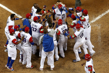 Nelson Cruz World Baseball Classic - Pool C - Game 4 - United States v Dominican Republic