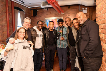 Nelson George Jury Welcome Lunch - 2018 Tribeca Film Festival