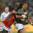 Nelson Oyoo HSBC South Africa Sevens