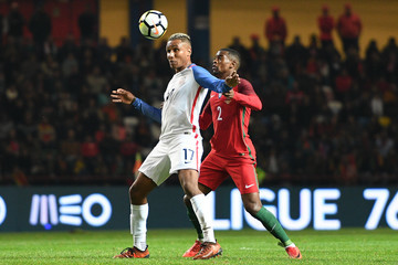 Nelson Semedo Portugal vs USA - International Friendly