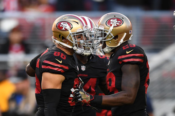 Nelson Los Angeles Rams vSan Francisco 49ers