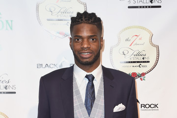 Nerlens Noel The 7th Annual Fillies & Stallions Kentucky Derby Party Hosted By Black Rock Thoroughbreds And Sponsored By Patron