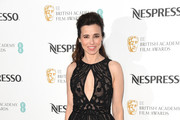 Linda Cardellini attends the Nespresso British Academy Film Awards nominees party at Kensington Palace on February 9, 2019 in London, England.
