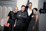 Kelly Tisdale, Mike Myers, Zachary Levi and Sophia Bush attend Netflix 2019 SAG Awards after party at Sunset Tower Hotel on January 27, 2019 in West Hollywood, California.