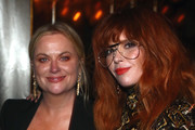 Amy Poehler and Natasha Lyonne attend the Netflix's 71st Emmy Awards After Party on September 22, 2019 in Hollywood, California.