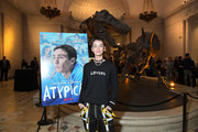 """Brigette Lundy-Paine attends Netflix """"Atypical"""" Season 3 special screening at Natural History Museum on October 28, 2019 in Los Angeles, California."""