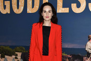 "Actress Michelle Dockery attends the Netflix 12 Emmy nominations celebration for ""Godless"" at DGA Theater on August 9, 2018 in Los Angeles, California."