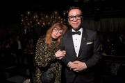 Natasha Lyonne and Fred Armisen attend the 2019 Netflix Primetime Emmy Awards After Party at Milk Studios on September 22, 2019 in Los Angeles, California.