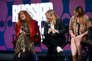 "Natasha Lyonne, Amy Poehler, Leslye Headl and Charlie Barnett attend Netflix's FYSEE event for ""Russian Doll"" at Netflix FYSEE At Raleigh Studios on June 09, 2019 in Los Angeles, California."