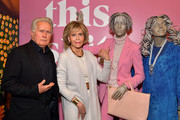 """Martin Sheen and Jane Fonda attends the Netflix FYSEE """"Grace and Frankie"""" ATAS Official Red Carpet and Panel at Raleigh Studios on May 18, 2019 in Los Angeles, California."""