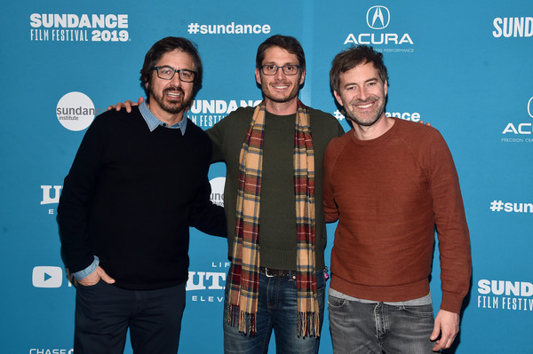 The Netflix Film Paddleton Sundance Film Festival Premiere Zimbio