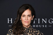 """Annabeth Gish attends Netflix's """"The Haunting Of Hill House"""" Season 1 Premiere - Arrivals at ArcLight Hollywood on October 8, 2018 in Hollywood, California."""