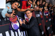 """Bryan Cranston attends the World Premiere of  """"El Camino: A Breaking Bad Movie"""" at the Regency Village on October 07, 2019 in Los Angeles, California."""