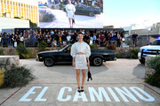 """Michelle Monaghan attends the World Premiere of  """"El Camino: A Breaking Bad Movie"""" at the Regency Village on October 07, 2019 in Los Angeles, California."""