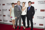 Kevin Spacey and Beau Willimon Photos Photo