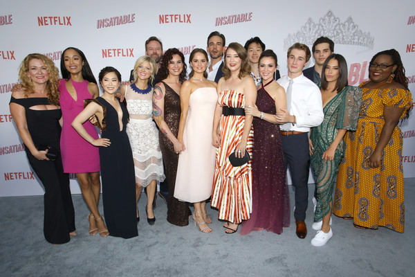 Netflix's 'Insatiable' Premiere And After Party