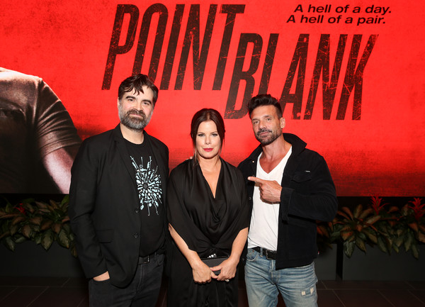 Netflix 'Point Blank' Los Angeles Special Screening - 1 of 19