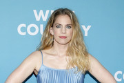 "Anna Chlumsky attends the Netflix Premiere of ""Wine Country"" on May 08, 2019 in New York City."