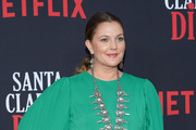 Drew Barrymore attends Netflix's 'Santa Clarita Diet' Season 3 Premiere at Hollywood Post 43 on March 28, 2019 in Los Angeles, California.