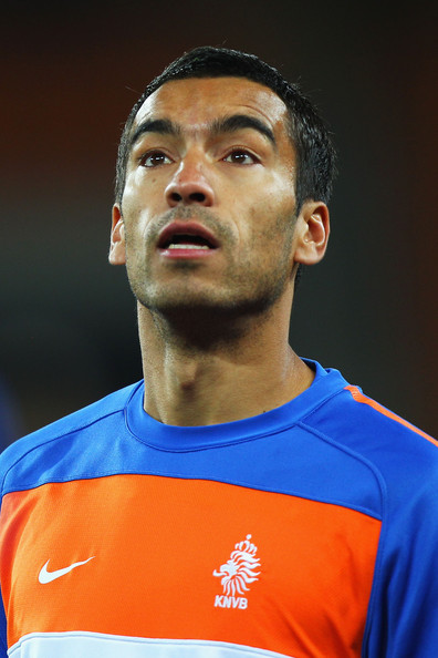 Giovanni Van Bronckhorst in Netherlands Training - 2010 ...