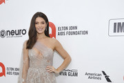 Ashley Greene attends Neuro Brands Presenting Sponsor At The Elton John AIDS Foundation's Academy Awards Viewing Party on February 09, 2020 in West Hollywood, California.