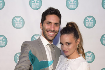 Nev Schulman The 9th Annual Shorty Awards - Backstage and Green Room