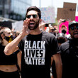 Nev Schulman Hollywood Talent Agencies March To Support Black Lives Matter Protests