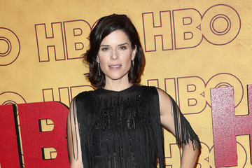 Neve Campbell HBO's Post Emmy Awards Reception - Arrivals