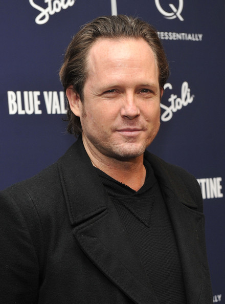 Dean Winters New York Premiere of quot Blue