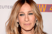 Sarah Jessica Parker attends The New 42nd Street 25th Anniversary Gala at New 42 Street Studios on April 11, 2016 in New York City.