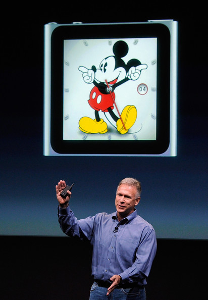 Phil Schiller in New Apple CEO Tim Cook Introduces iPhone ...