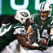 Ryan Fitzpatrick and Chris Ivory Photos