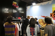 A general view of the atmosphere at New Era Cap 2017 Complex Con Ambassador Collab lounge with A$AP Ferg, Mike Will Made-IT, Jerry Lorenzo, Takashi Murakami, and Ghostface Killah at Long Beach Convention Center on November 5, 2017 in Long Beach, California.