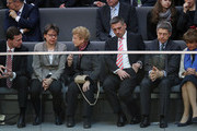 Joachim Sauer Photos Photo