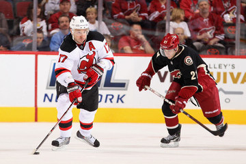 Andy Miele New Jersey Devils v Phoenix Coyotes