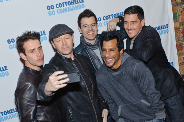 New Kids On The Block In Concert - New York, NY - 1 of 11
