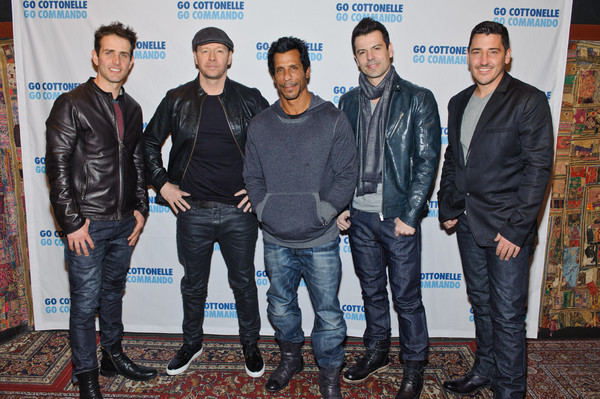 New Kids On The Block In Concert - New York, NY - 16 of 31
