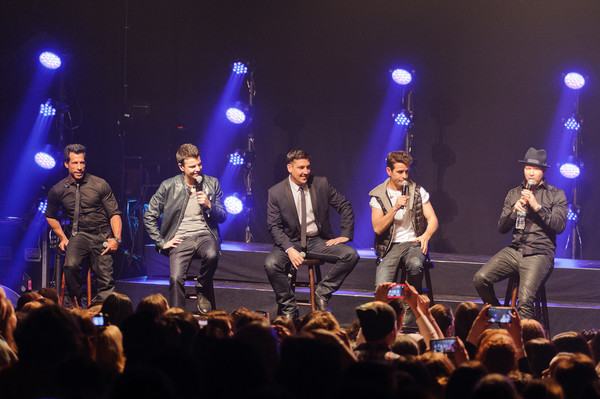 New Kids On The Block In Concert - New York, NY