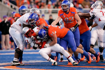 Crusoe Gongbay New Mexico v Boise State