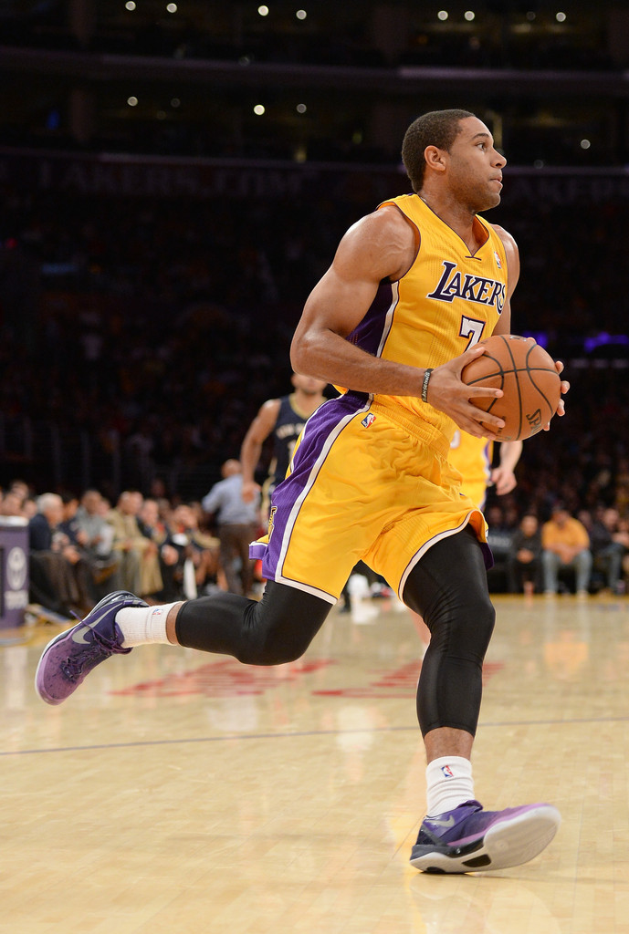 New Orleans Pelicans v Los Angeles Lakers B6yxHBODW68x jpgXavier Henry