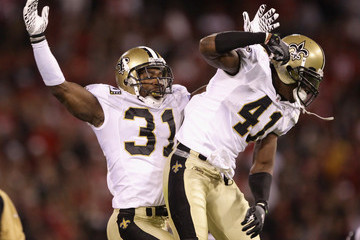 Pierson Prioleau New Orleans Saints v San Francisco 49ers