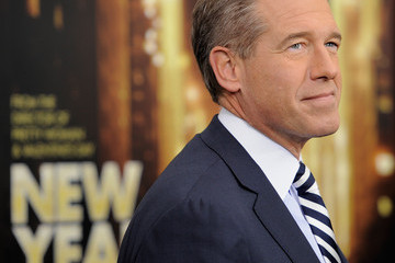 """Brian Williams """"New Year's Eve"""" New York Premiere - Outside Arrivals"""