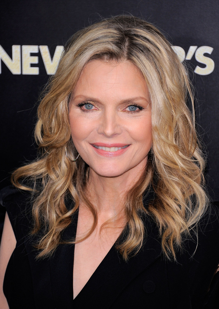 Michelle Pfeiffer New Years Eve New Year Eve New York Premiere